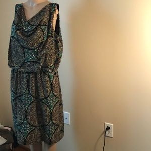 Size 14 Banana Republic Dress w pockets